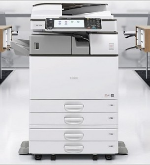 A3 흑백 복사기렌탈 RICOH MP 2555 SP